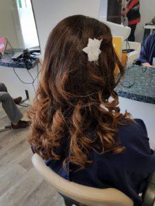 Natürliche Haarprodukte - Haar glätten